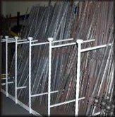 Wrought Iron Wood Chain Fence Materials Dallas Fort Worth