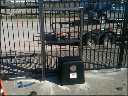Portfolio Custom Electric Gate Amp Iron Fence Company